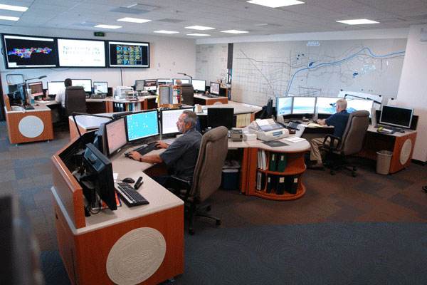 Dispatch Center Consoles